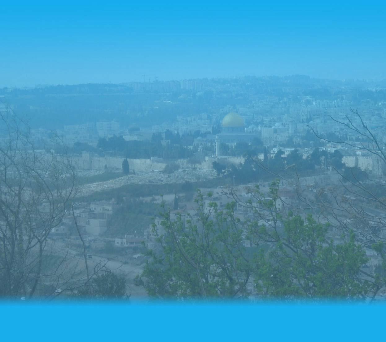 Welcome to the Jerusalem Green Map